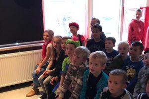 Sint bij vv Zwanenburg 2018