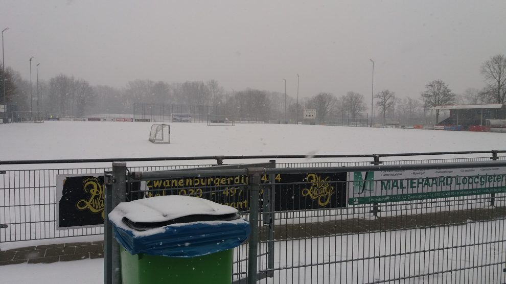 Sneeuwval 22 januari