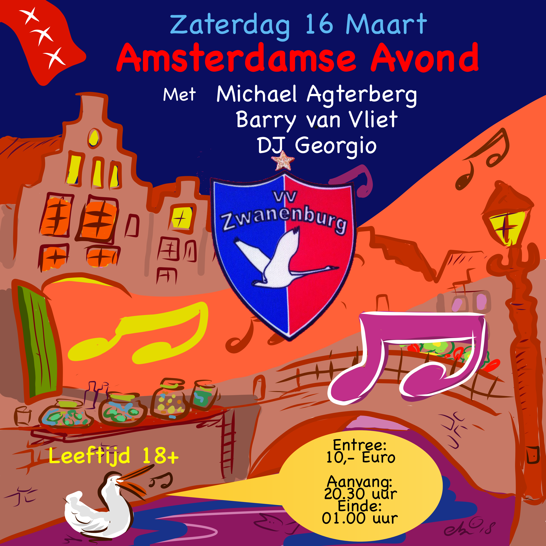 Amsterdamse avond