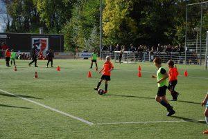 Clinic Maak kennis met voetbal