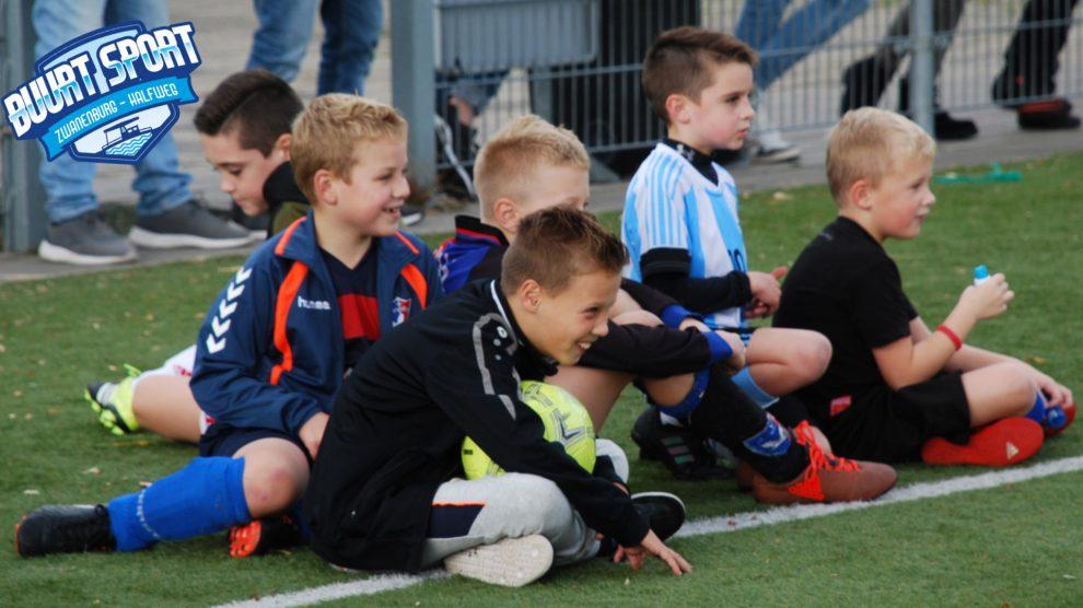 Maak kennis met voetbal bij vv Zwanenburg